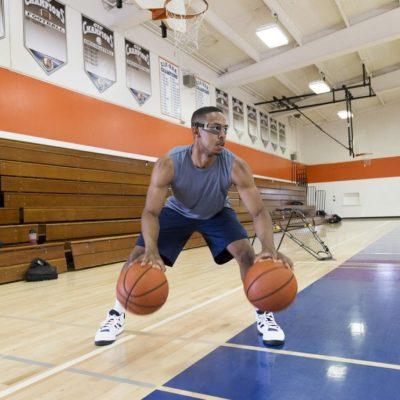 Basketball tekniktræning