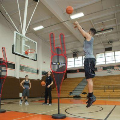 Basketball skudtræning